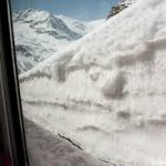 bernina snow drift